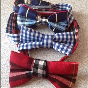 Baby Boy Plaid Ties